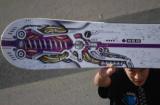 NEO - Snowboarddesign für BLUE TOMATO